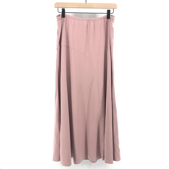 J. Jill Dresses & Skirts - 🌿 J. Jill Cotton Blend Long Skirt Size Medium